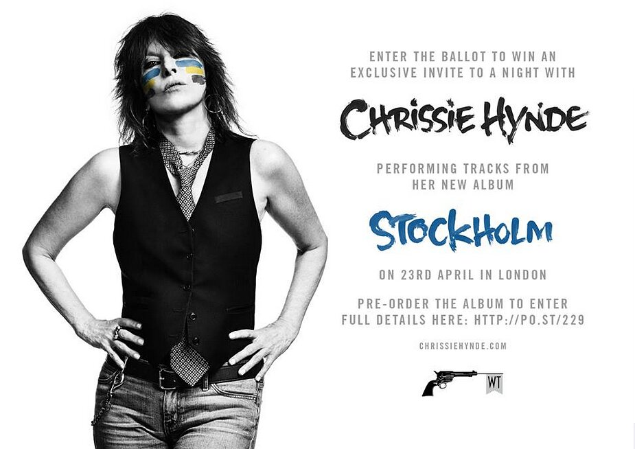 Chrissie Hynde Album