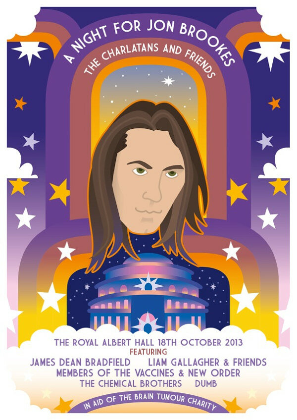 A Tribute to Jon Brookes Poster