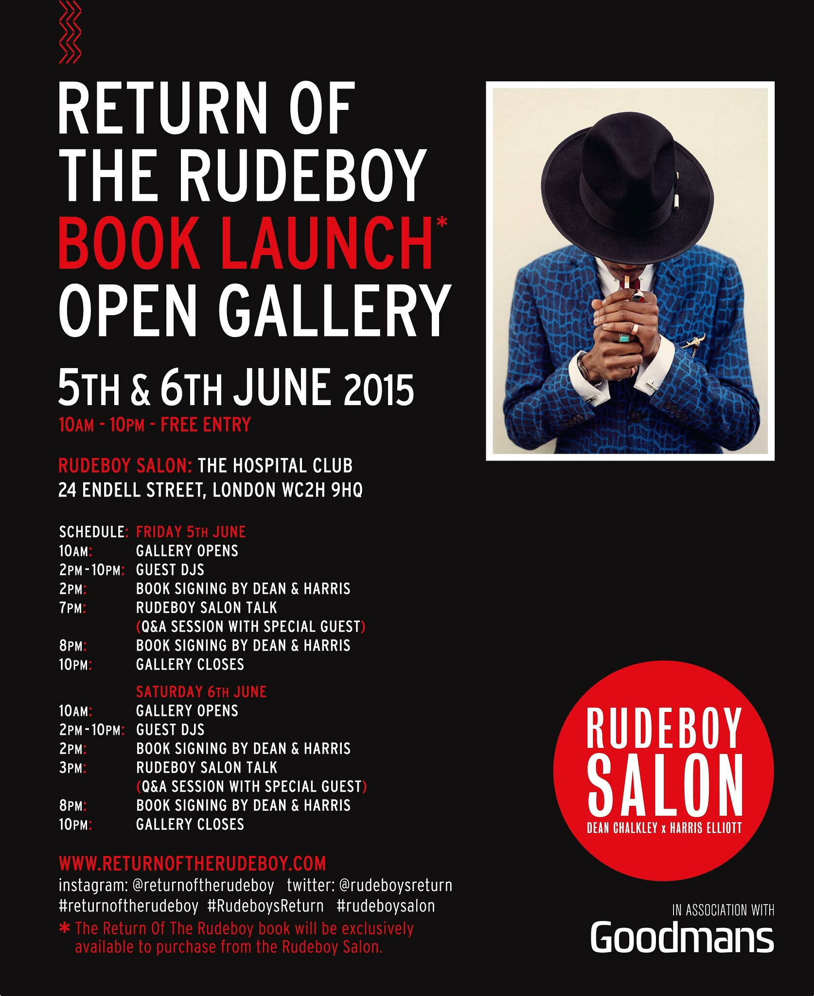 Reudeboy Salon