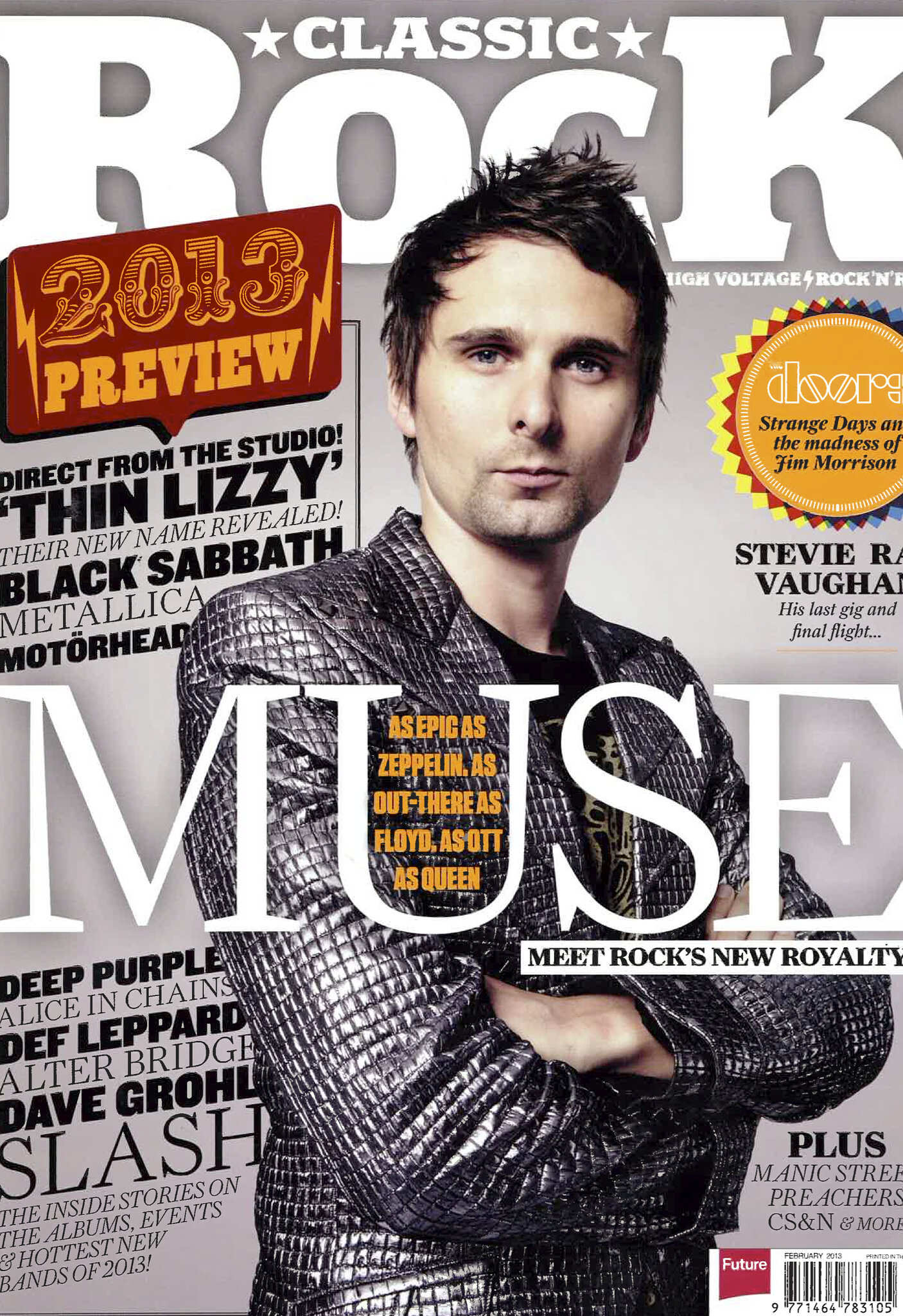 Muse classic rock