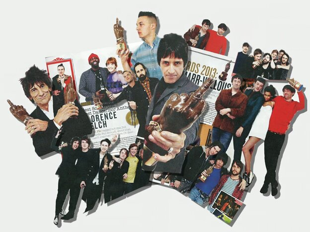 NME 2013 awards Collection