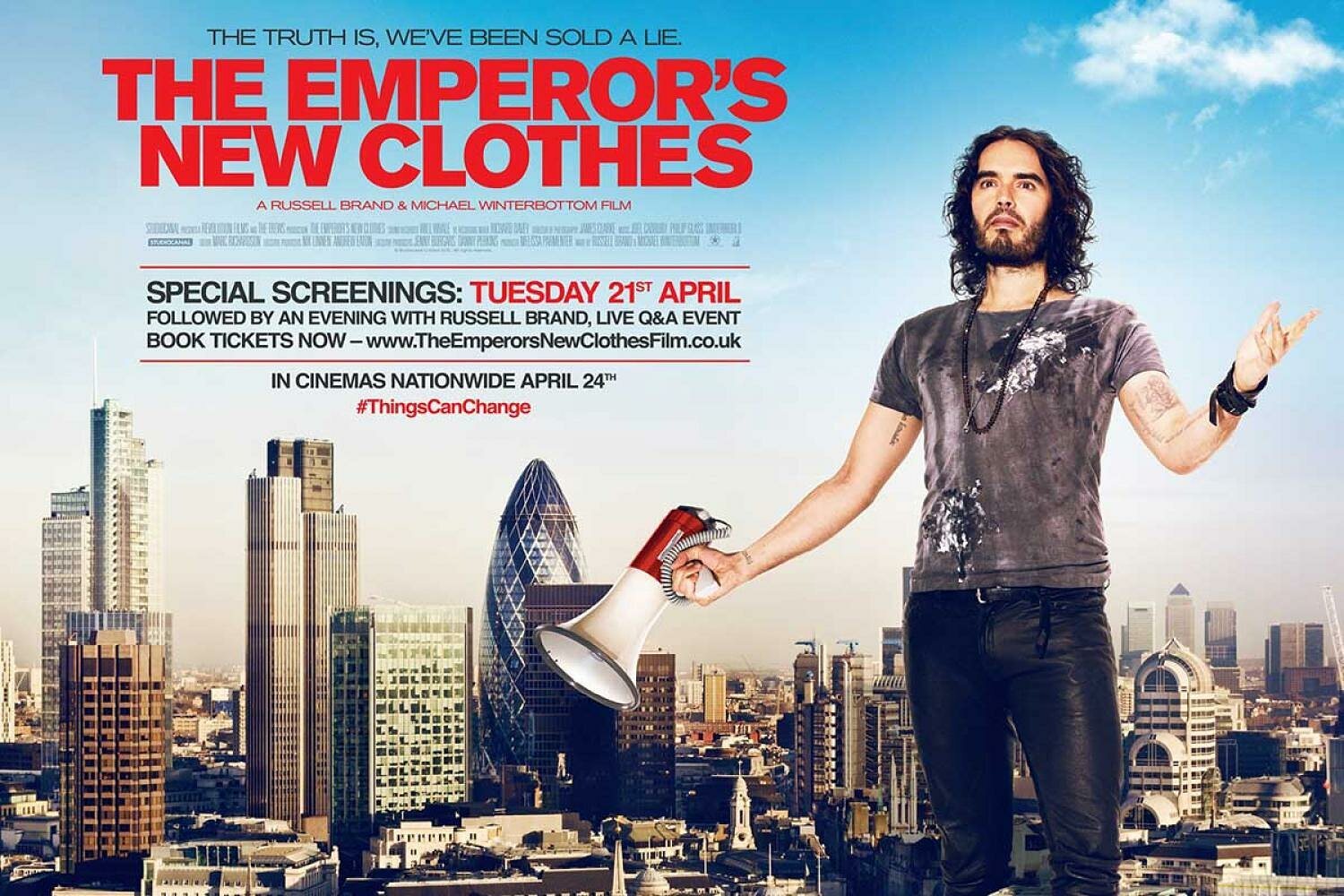 russell brand film