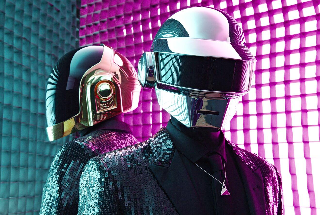 Daft Punk grammy winners