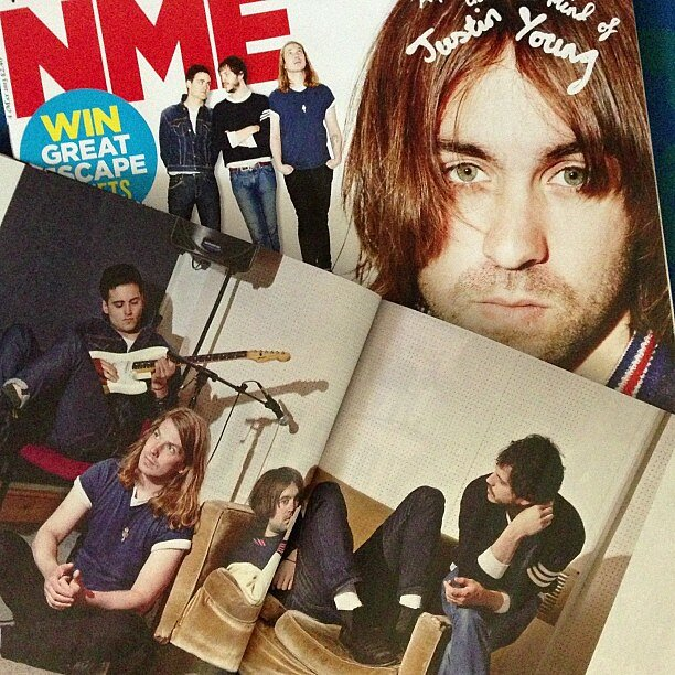 NME Vaccines 4th May2013