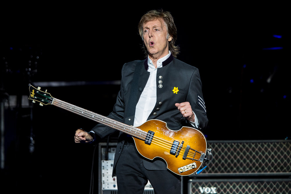 Paul McCartney - Qudos Bank Arena 2017
