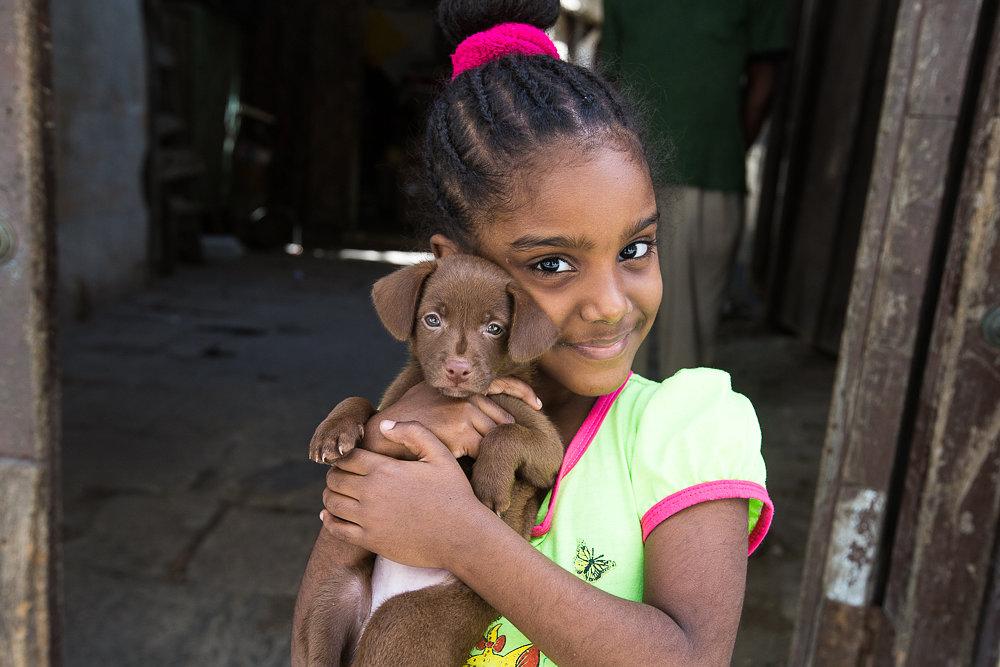 Portrait - Havana Cuba