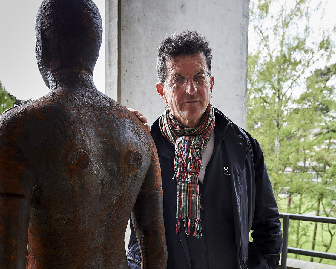 Sir Antony Gormley