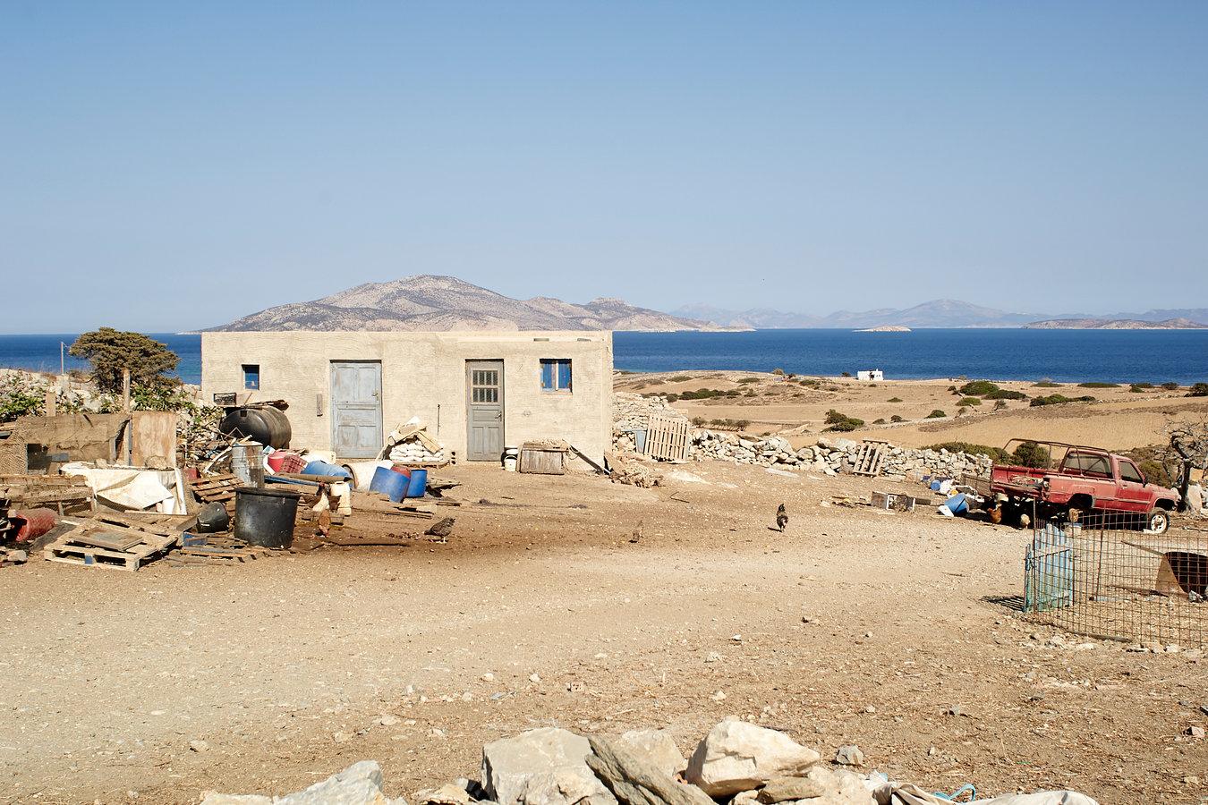 Schoinoussa, Greece