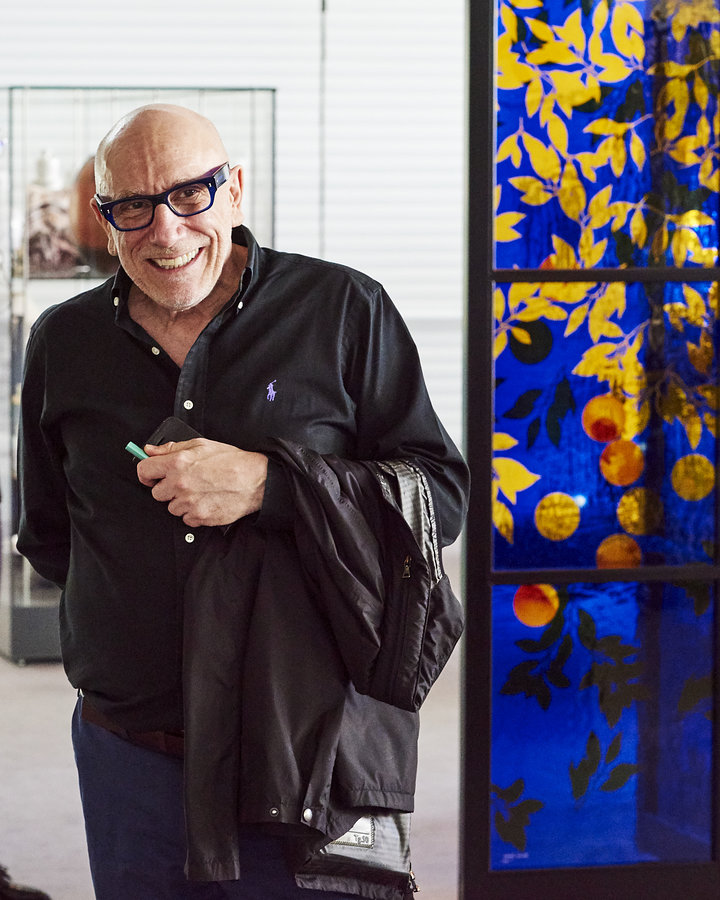 Brian Clarke, SCVA, The Art of Light