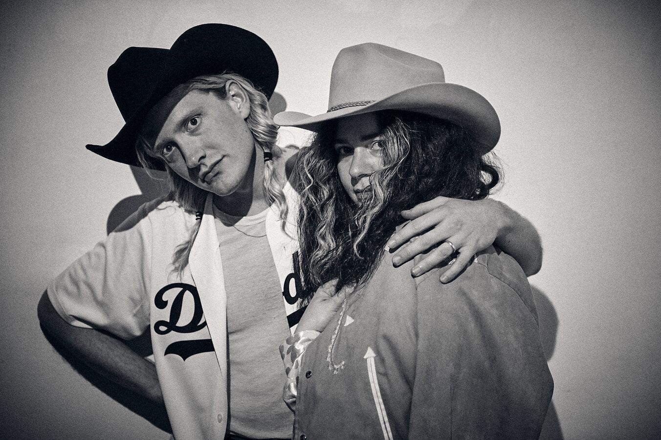 Honey Harper and Alana Pagnutti
