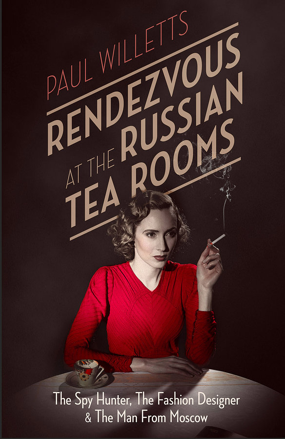 Little Brown Books-Paul Willets Rendezvous at the Russian Tea Rooms
