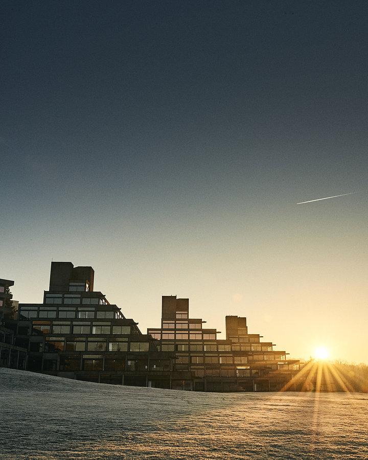 UEA, Ziggurats