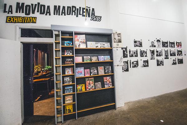 La Movida Madrilena