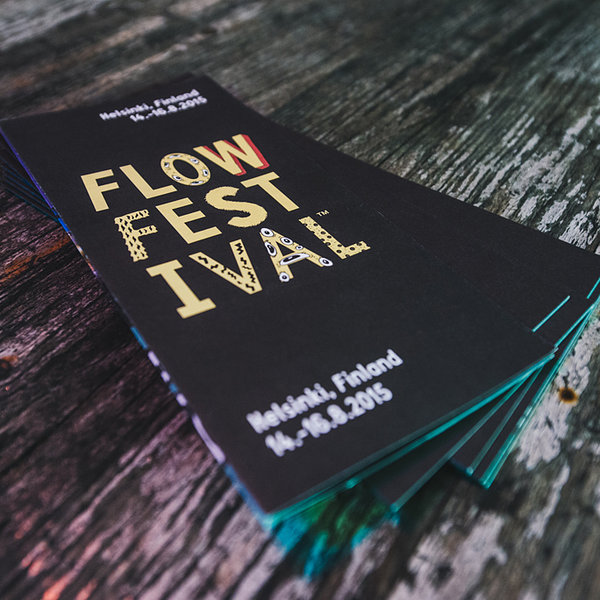 Flow Festival Launch