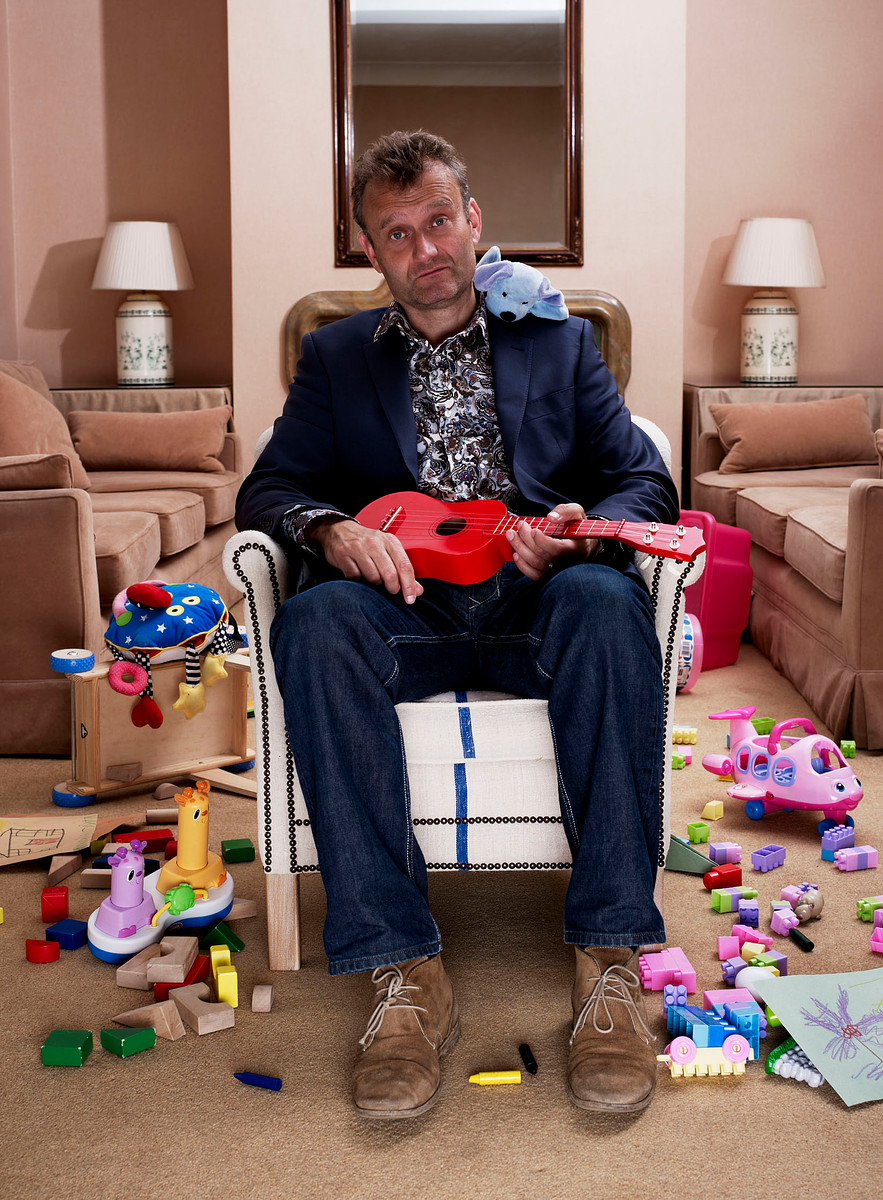 Hugh Dennis - Sit Com Does