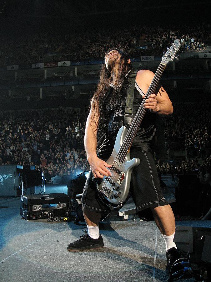 Metallica : O2 Arena