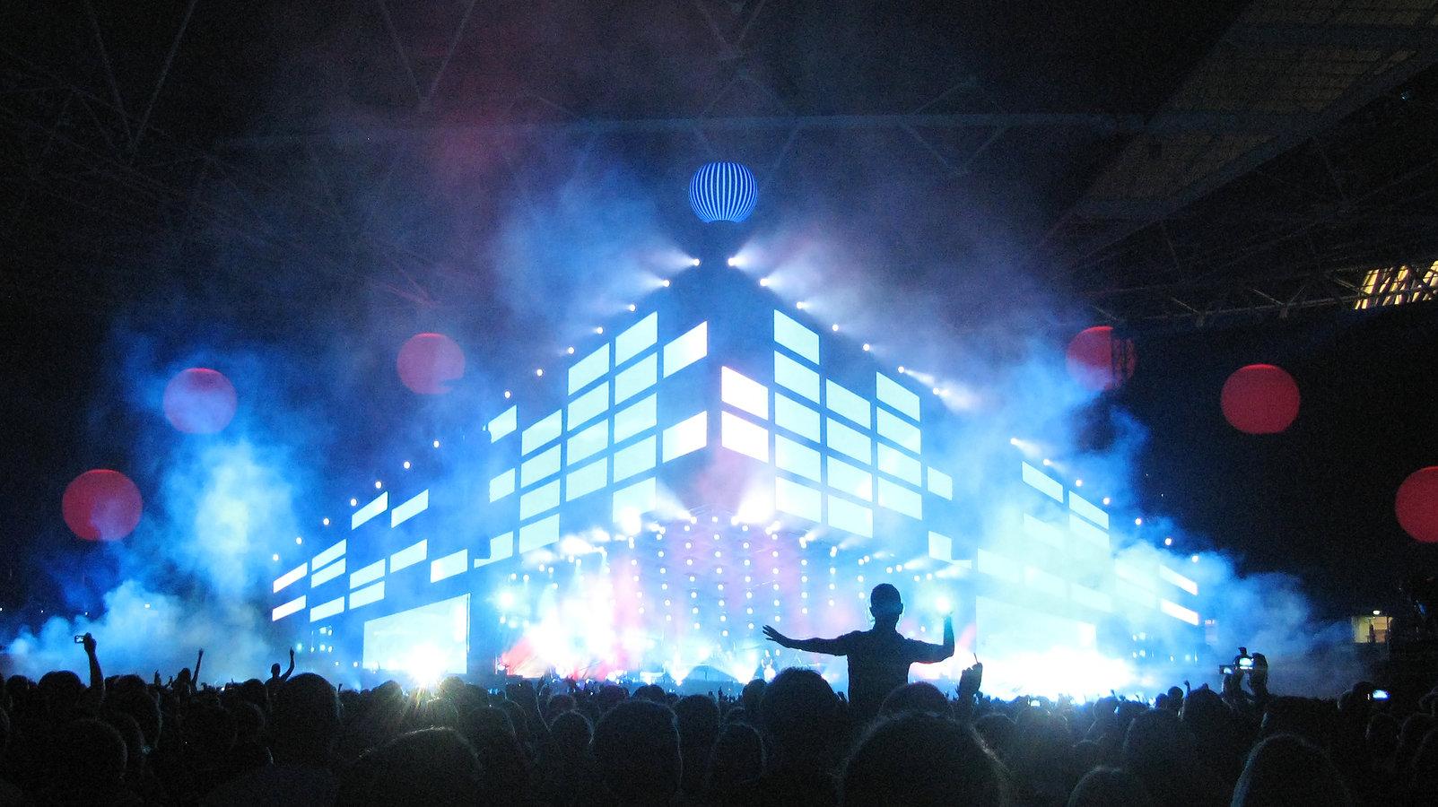 Muse : Emirates Stadium