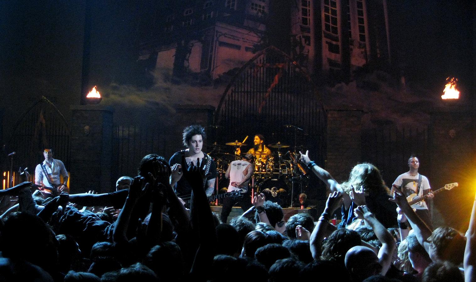 Avenged Sevenfold : Hammersmith Apollo