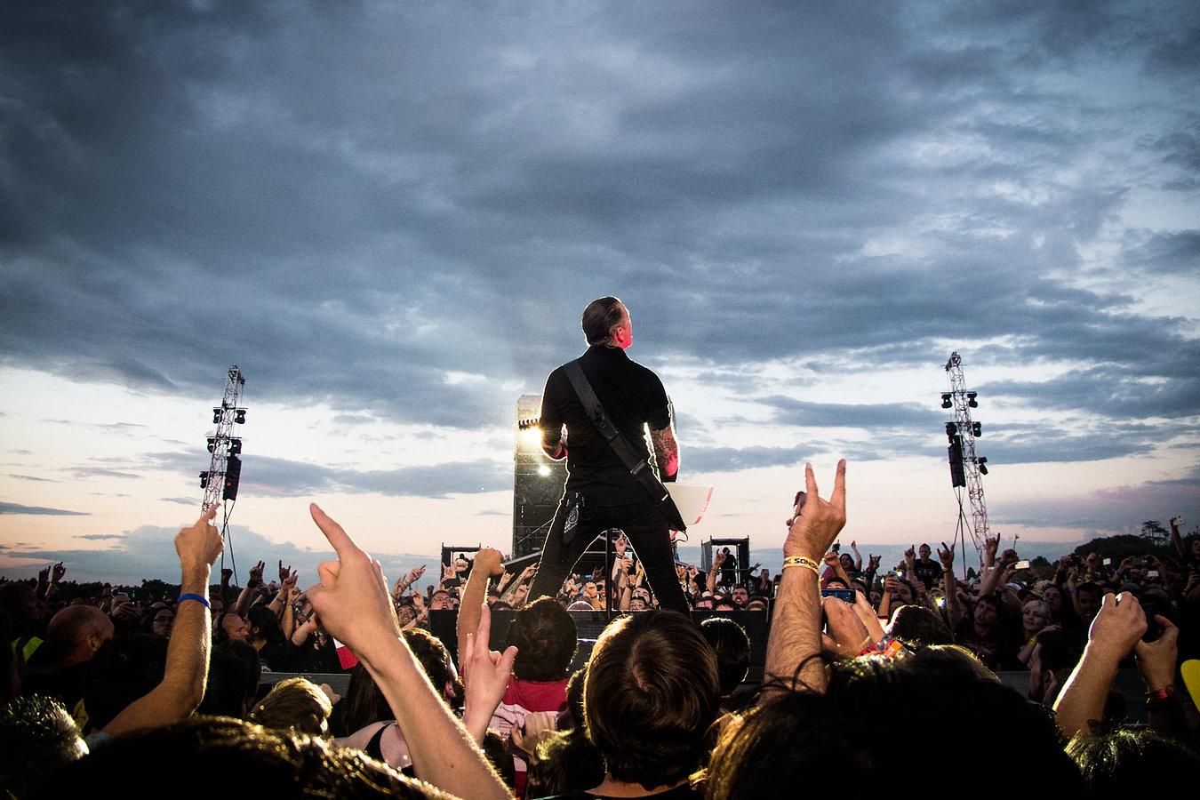Metallica : Sonisphere