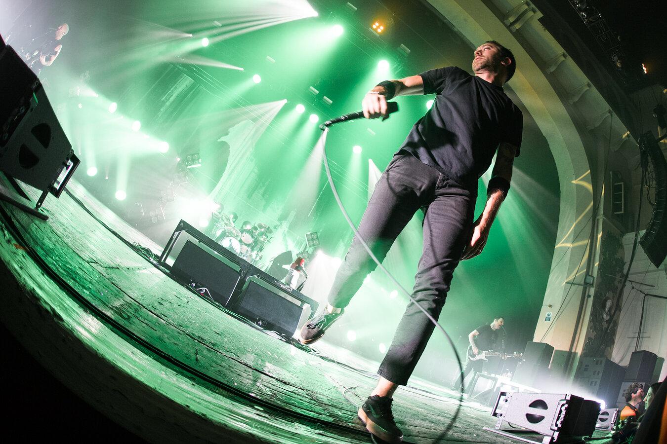 Rise Against : Brixton Academy