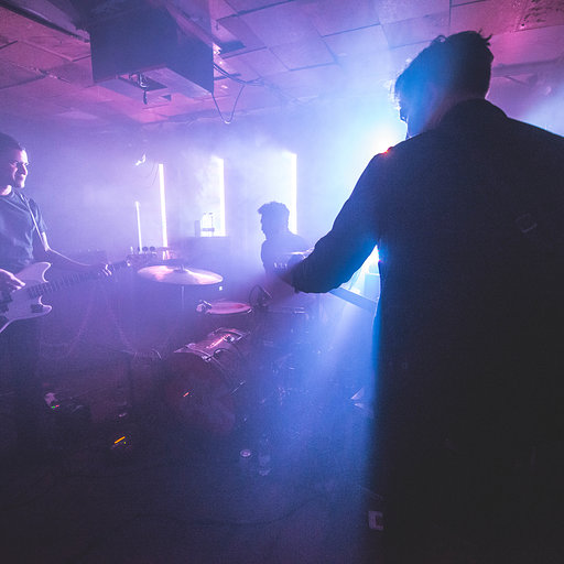 CROWS at Birthdays Dalston, May 2017