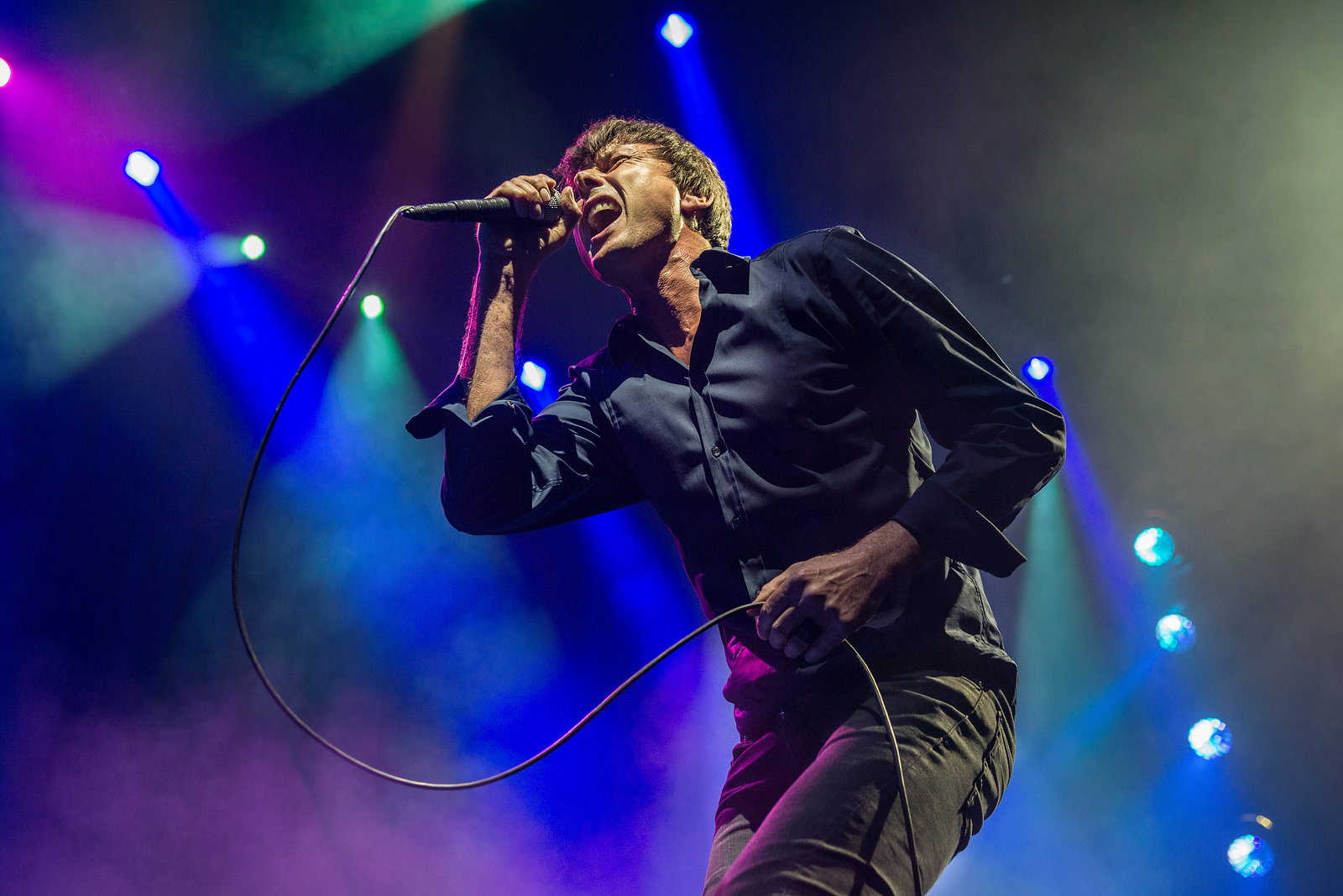 Suede at the Roundhouse, 2015
