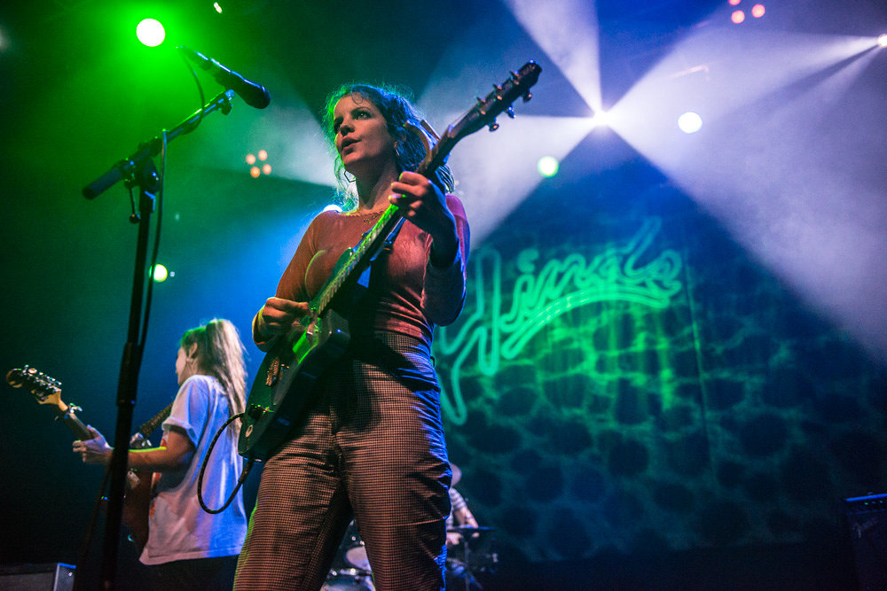 Hinds at the Forum, December 2016