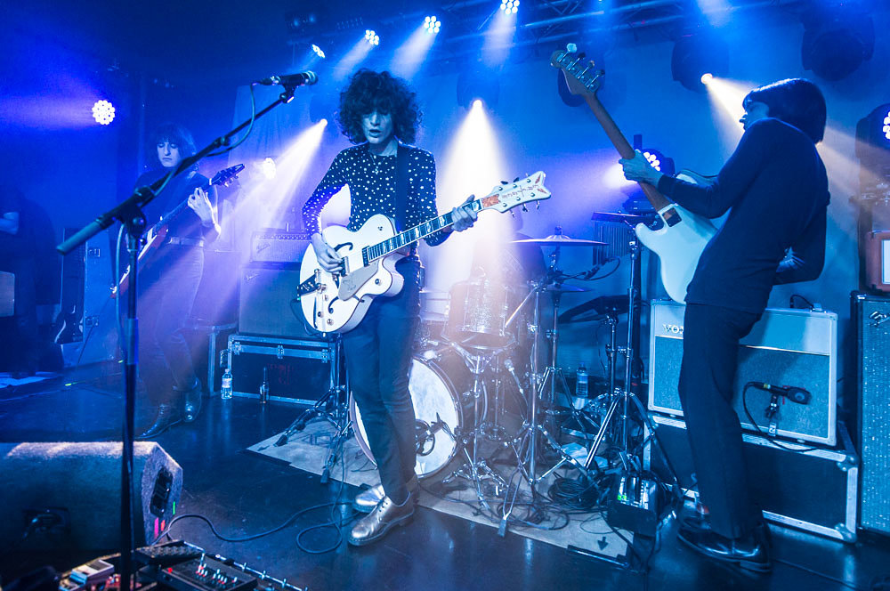 Temples at Oslo Hackney, October 2016