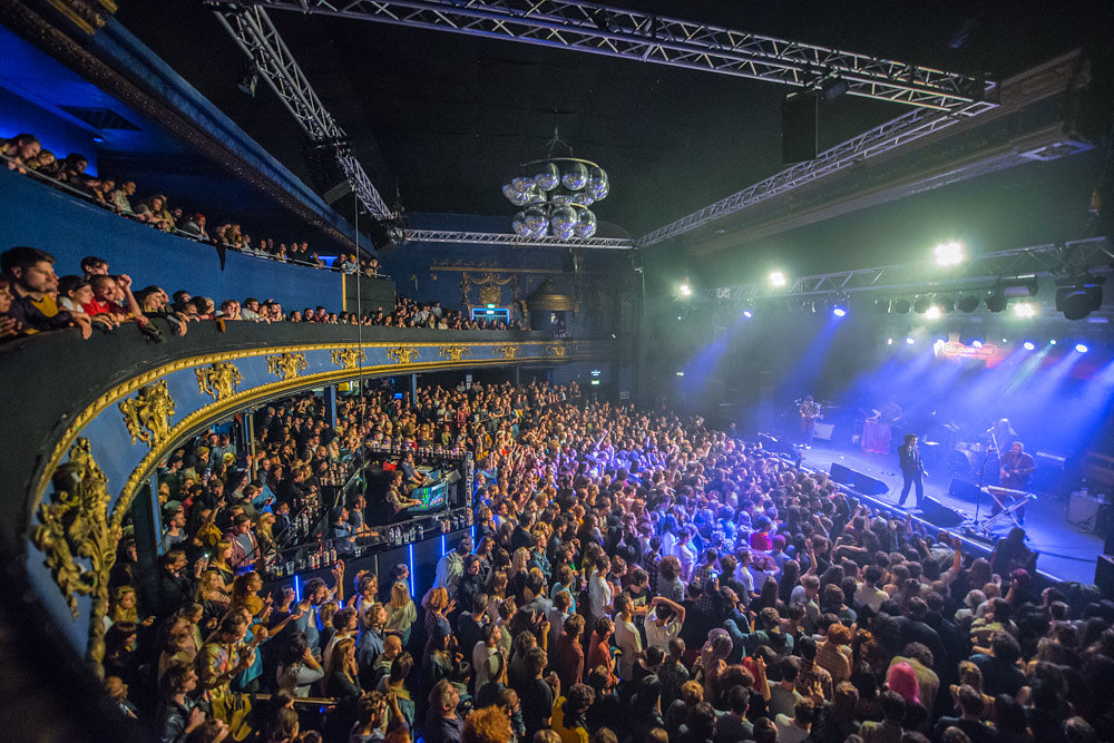 The Growlers at Electric Brixton, November 2016