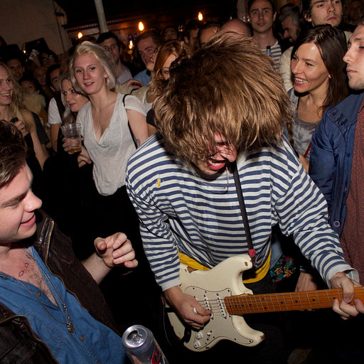 Yak at the Old Blue Last, 2015