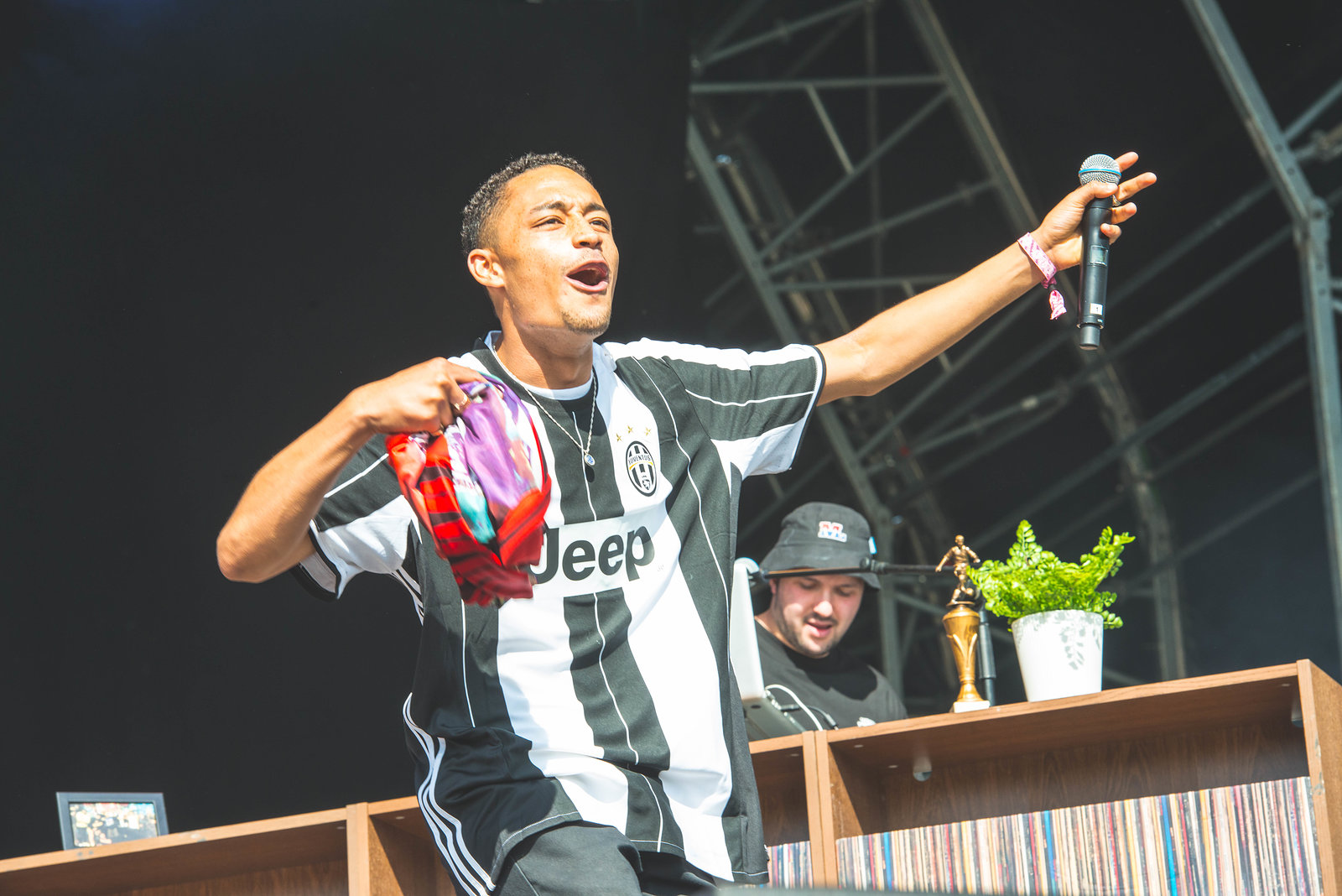Loyle Carner at Field Day 2017