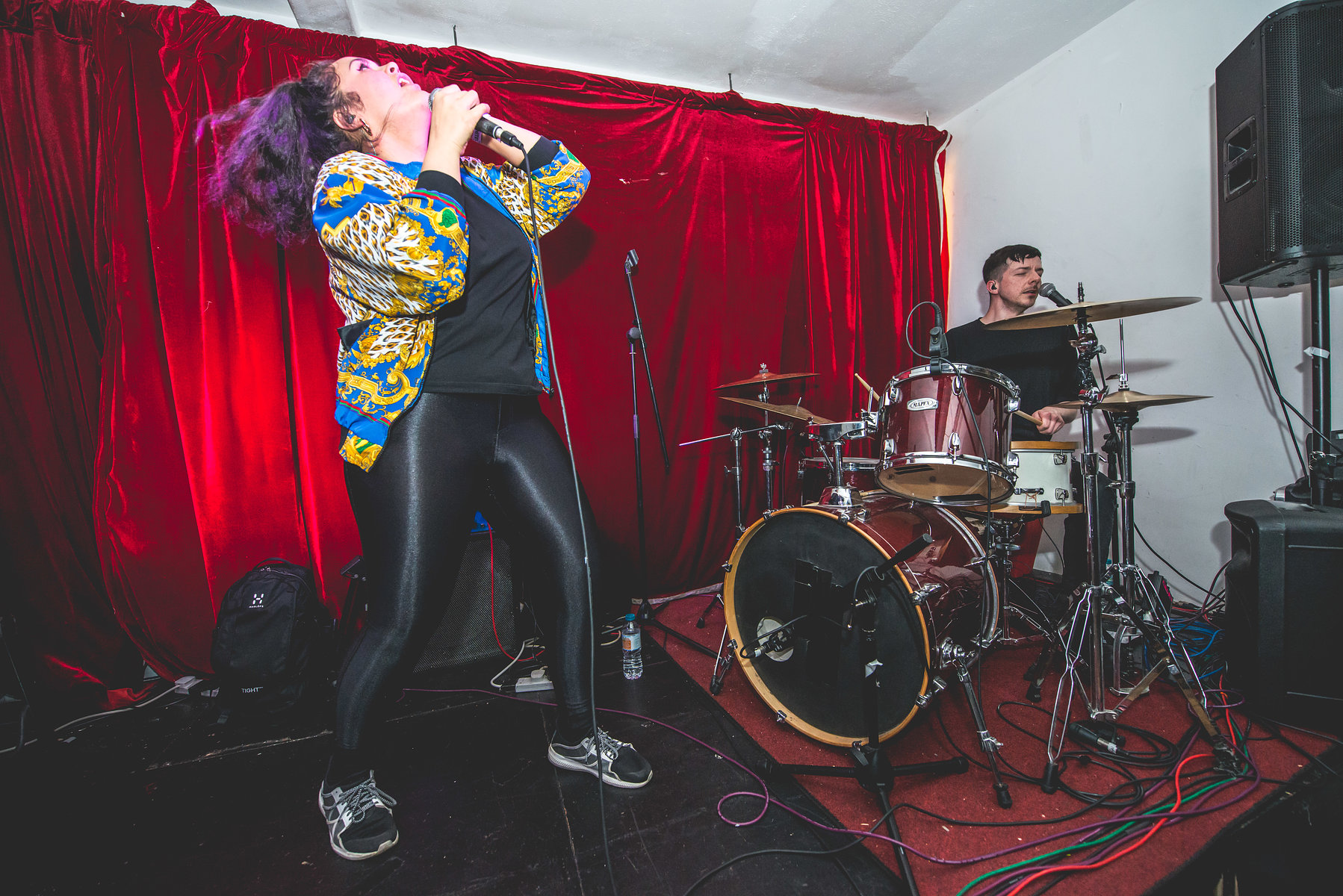 Bossy Love at Paper Dress Vintage for London In Stereo, April 2017