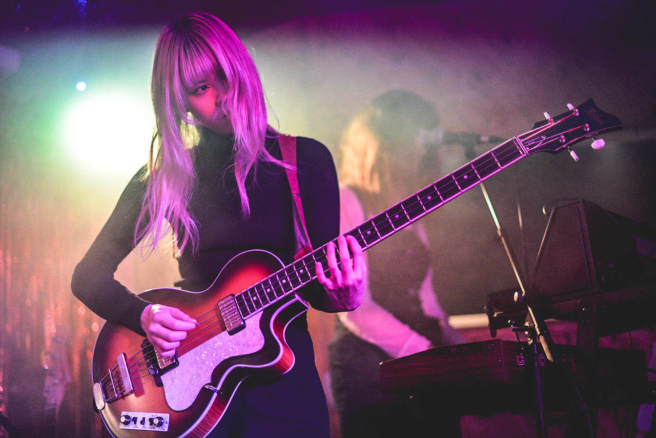 Novella at Moth Club, October 2015