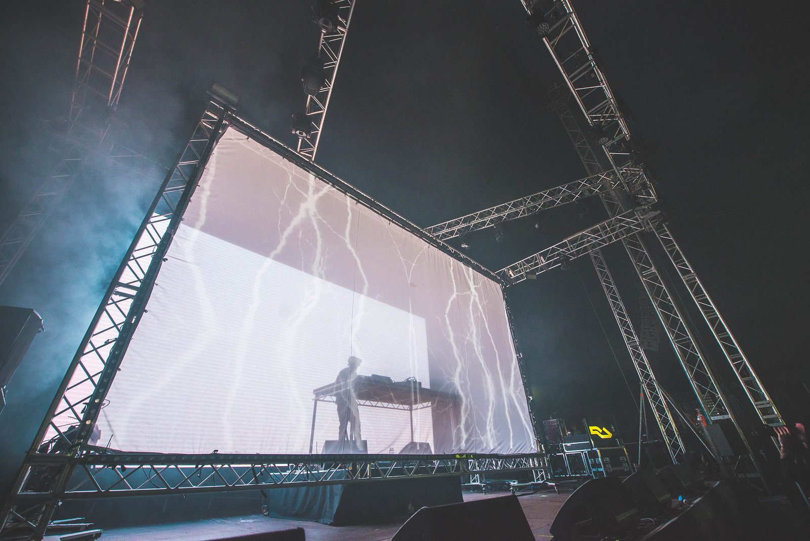 Flying Lotus at Field Day 2017