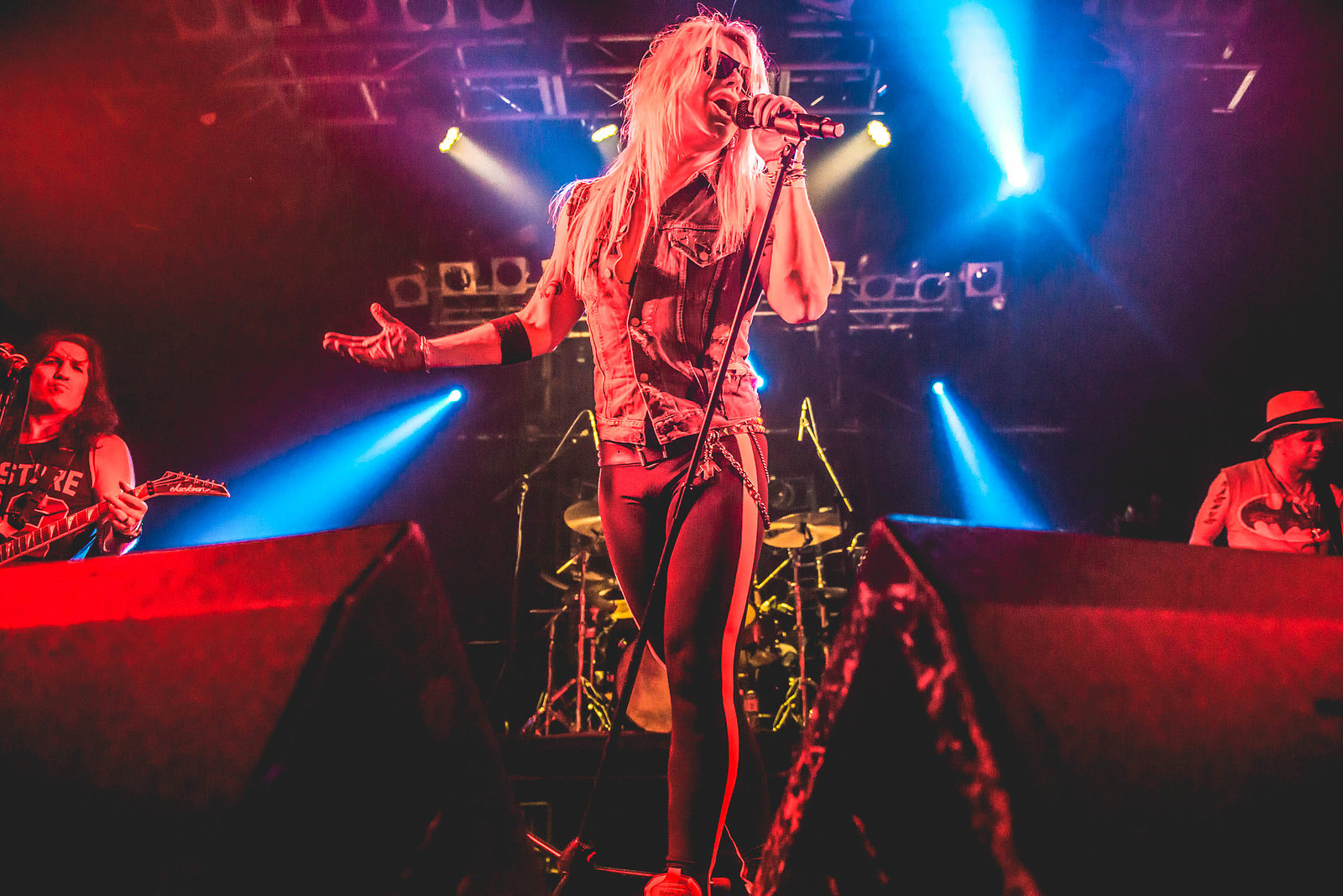 Reckless Love at Electric Ballroom, June 2016