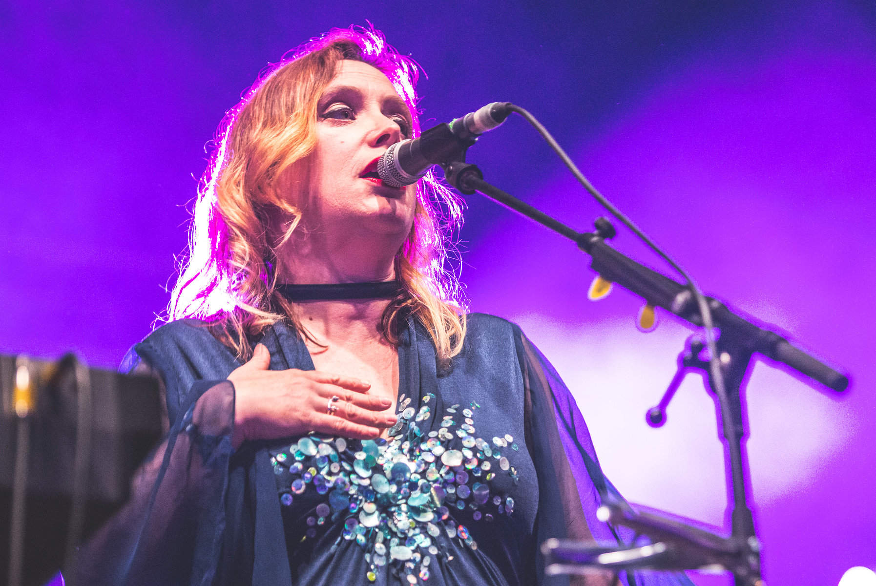 Slowdive at Field Day 2017