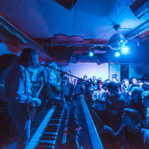 The Wands at the Shacklewell Arms, October 2016