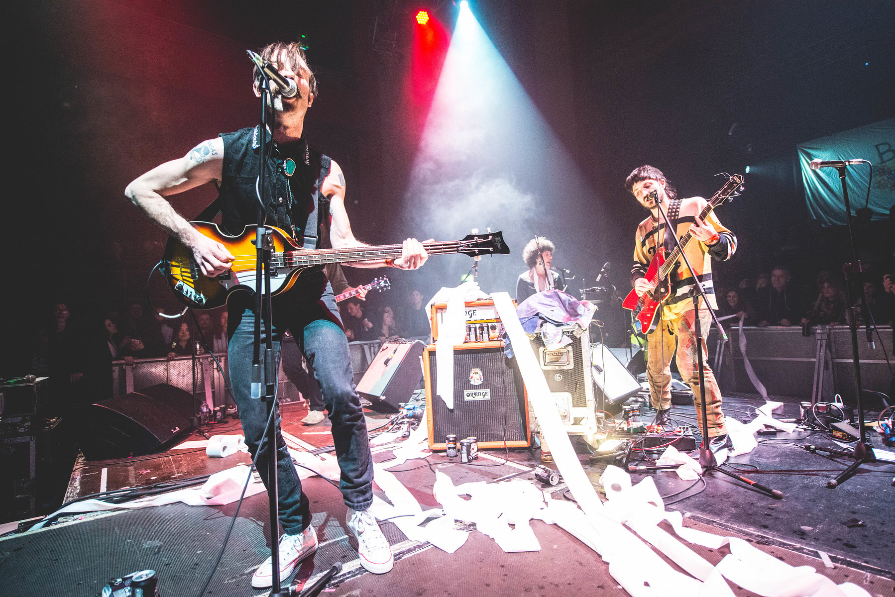 The Black Lips at The Coronet, November 2017