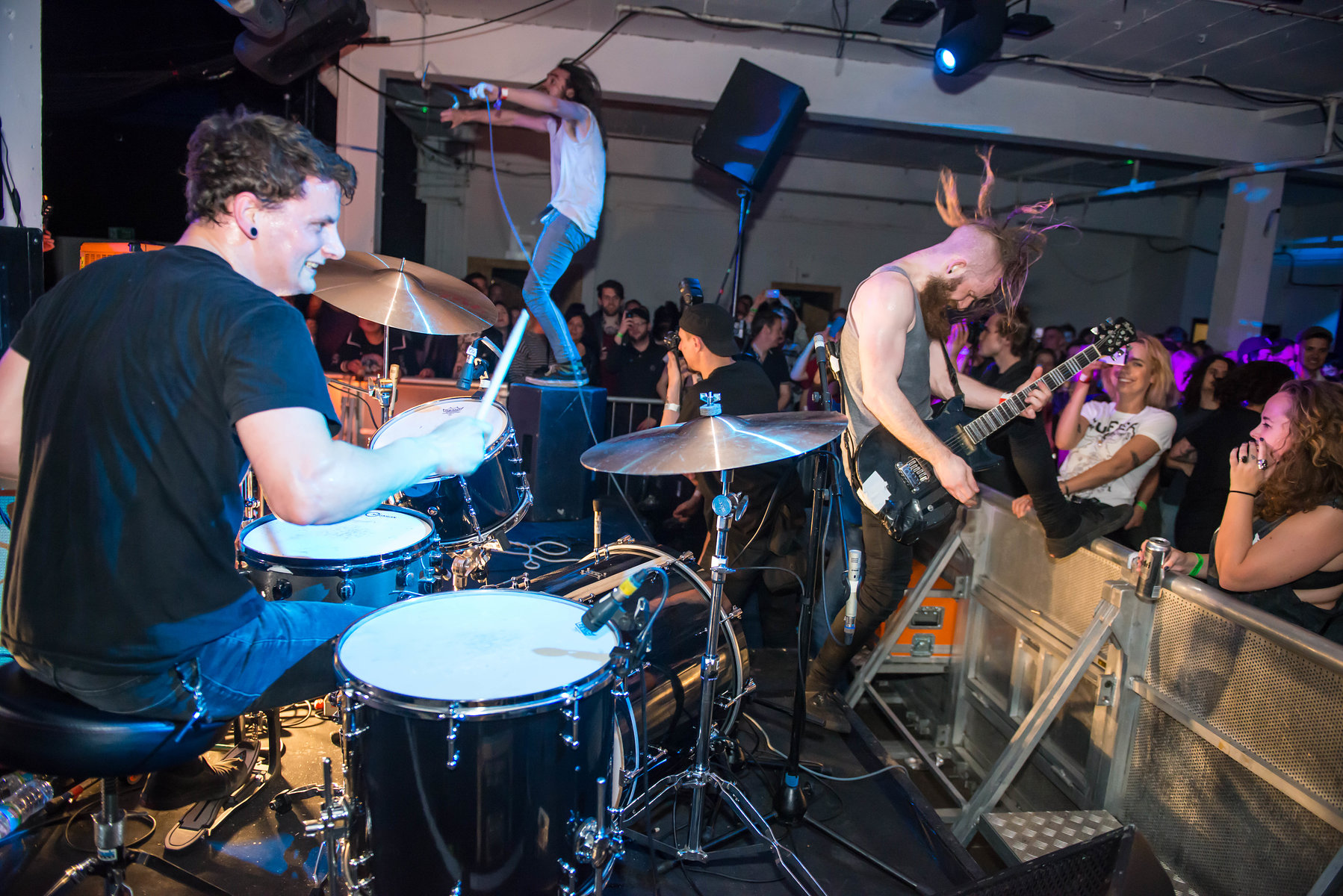 Heck at the Fluffer Pit Party No.7, May 2016
