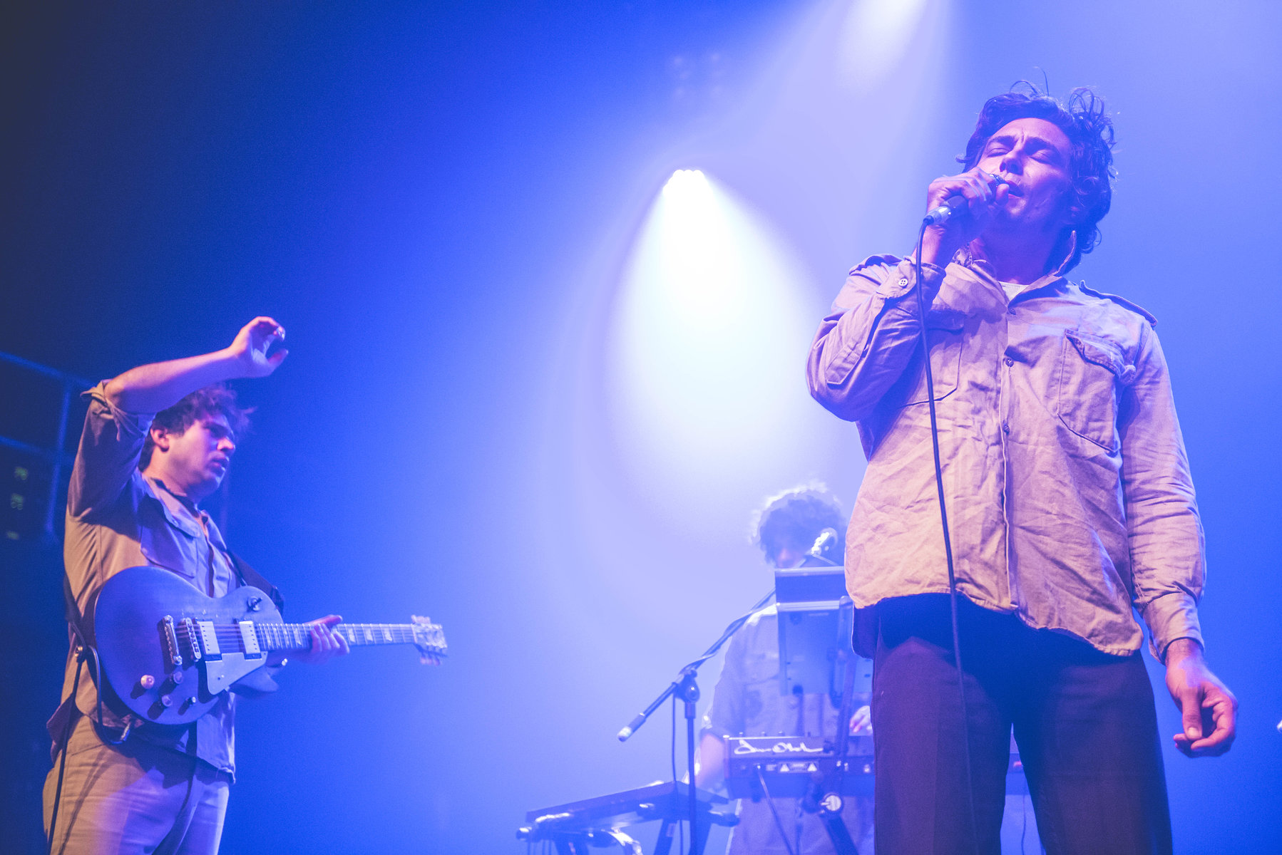 The Growlers at the Coronet, London, May 2017
