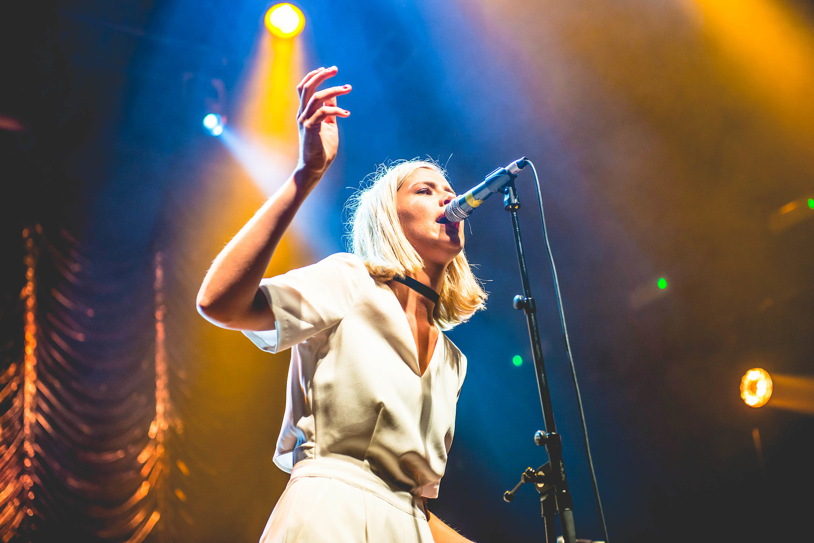 Dagny at KOKO, July 2016