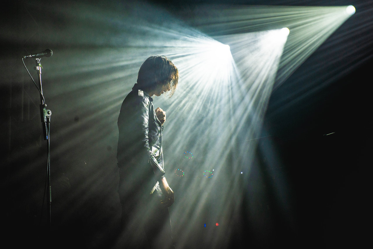 The Horrors at Standon Calling Festival, July 2018