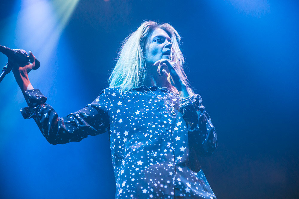 The Kills at the Roundhouse, October 2016