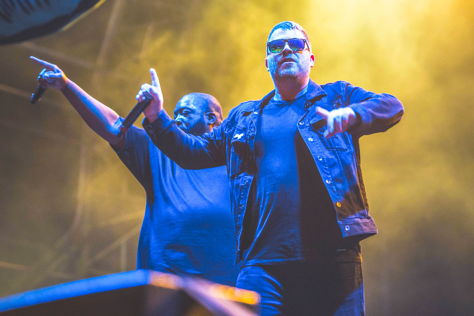 Run The Jewels at Field Day 2017