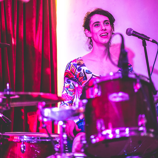 PWR BTTM at Paper Dress Vintage for London In Stereo, April 2017