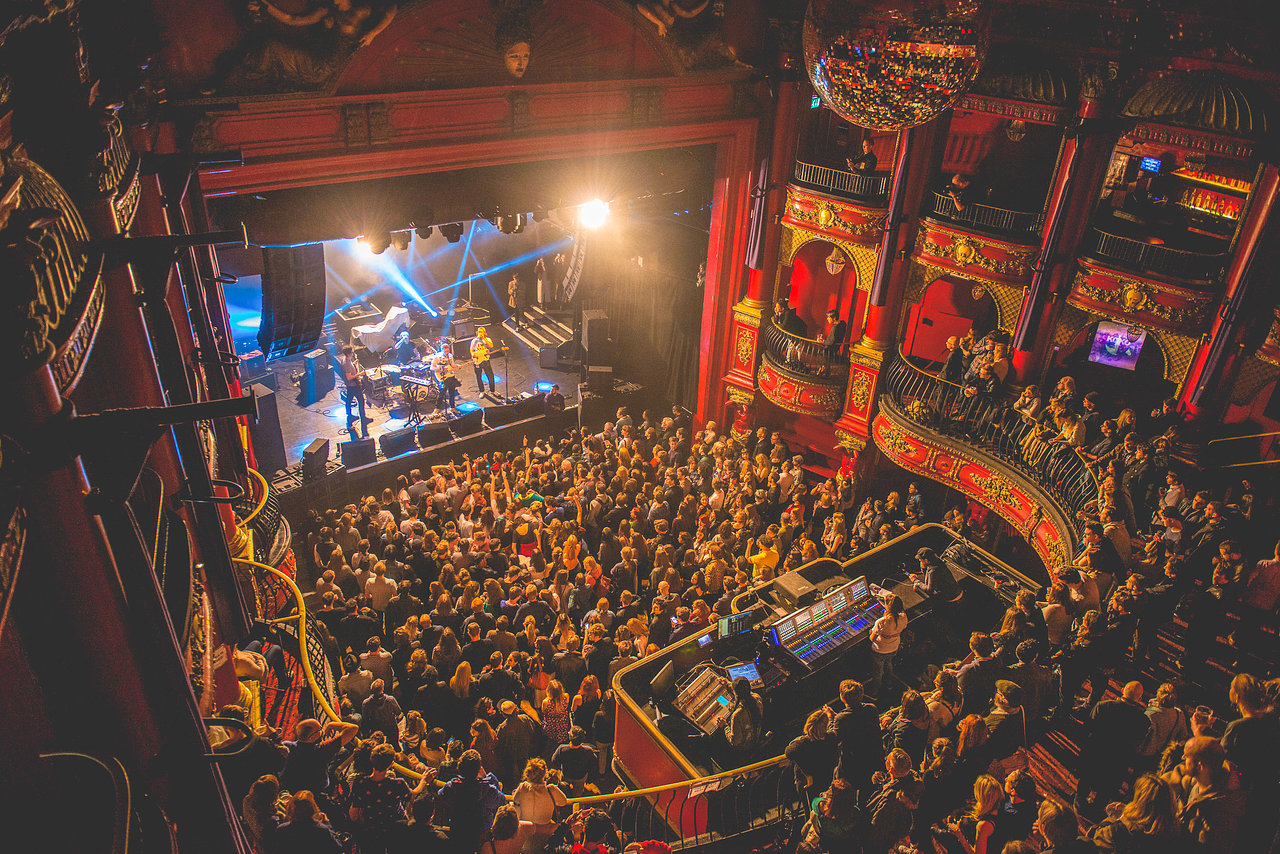 Only Real at KOKO, February 2016