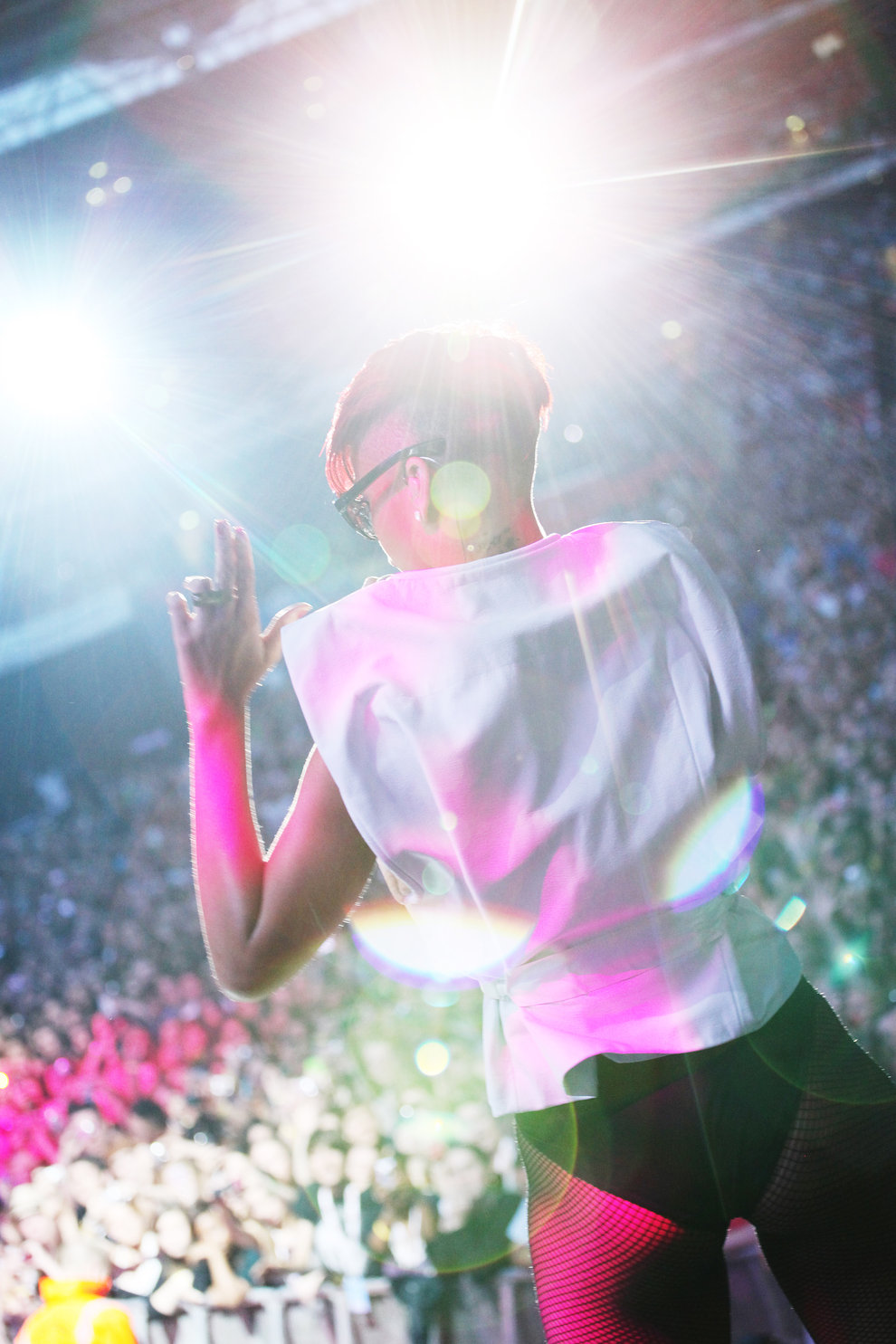 Rihanna closes The Summertime Ball
