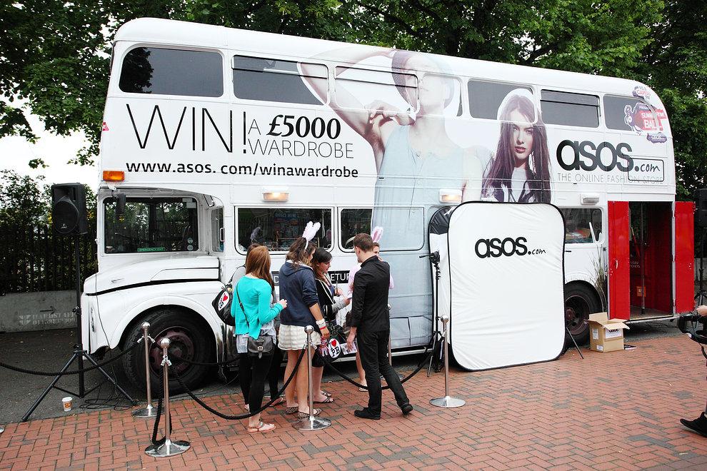 ASOS.com style bus
