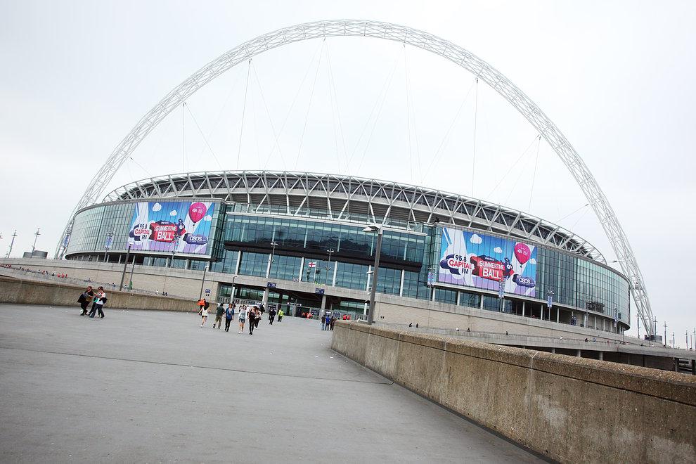 Summertime Ball 2010 at Wembley Stadium