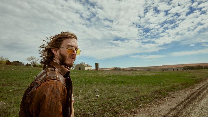 Cinematic prairie